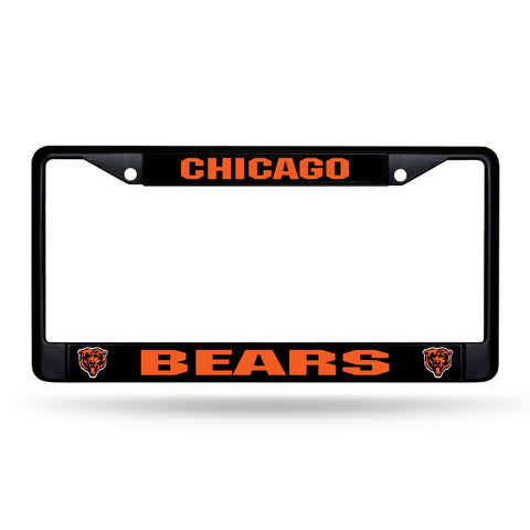 BEARS BLACK CHROME FRAME