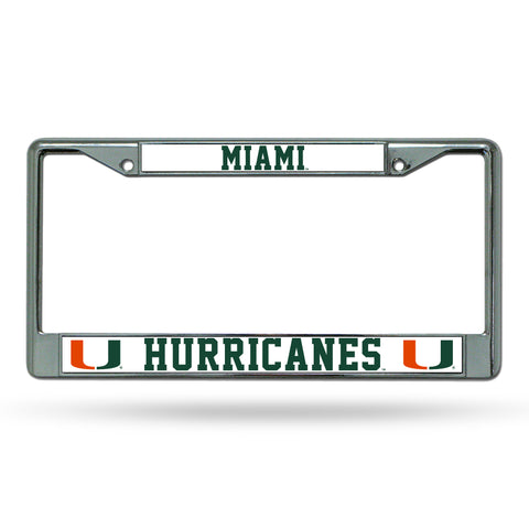 MIAMI CHROME FRAME