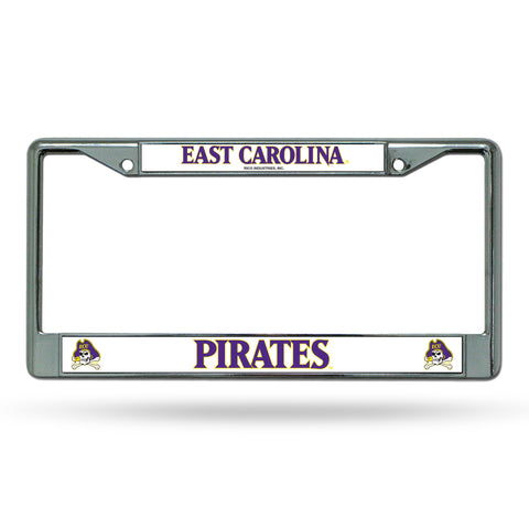 EAST CAROLINA CHROME FRAMES Version 1