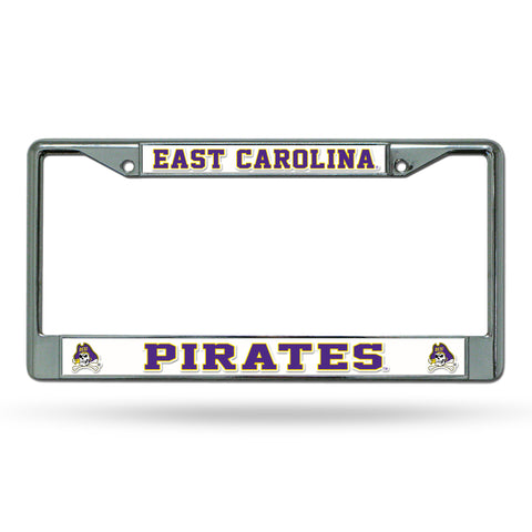 EAST CAROLINA CHROME FRAMES Version 2