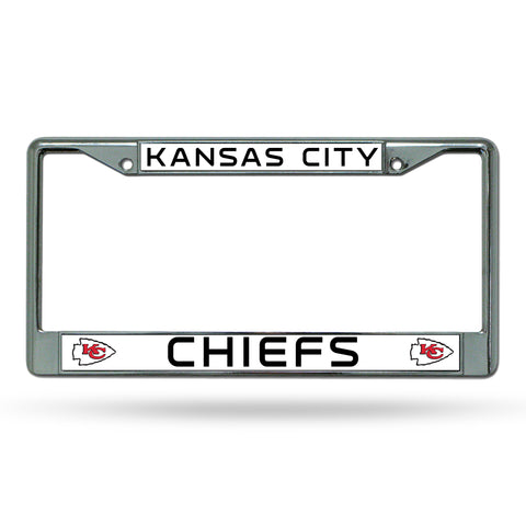 CHIEFS CHROME FRAME
