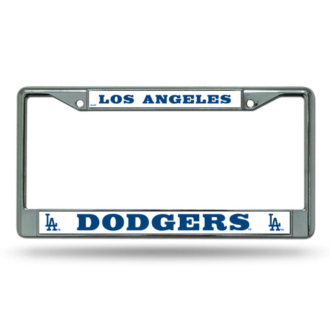 DODGERS CHROME FRAME