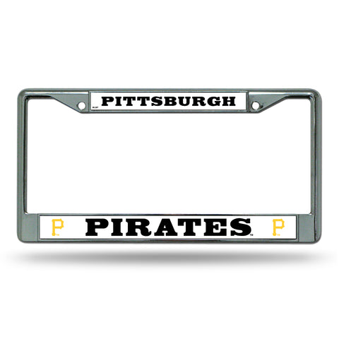 PIRATES CHROME FRAME Version 2