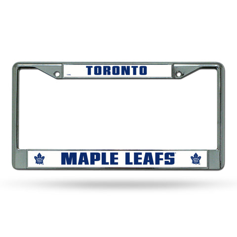 TORONTO MAPLE LEAFS CHROME FRAMES
