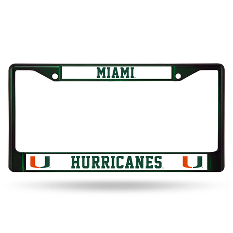 MIAMI DARK GREEN COLORED CHROME FRAME
