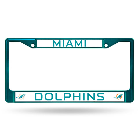 DOLPHINS COLORED CHROME FRAME SECONDARY AQUA