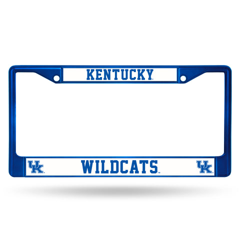 KENTUCKY BLUE COLORED CHROME FRAME