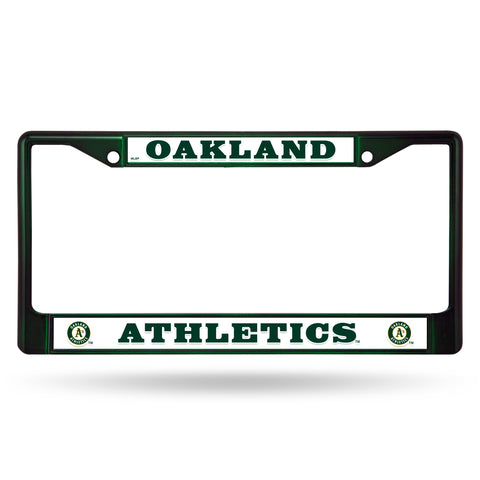 ATHLETICS COLORED CHROME FRAME SECONDARY DARK GREEN