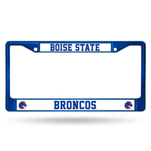 BOISE STATE BLUE COLORED CHROME FRAME