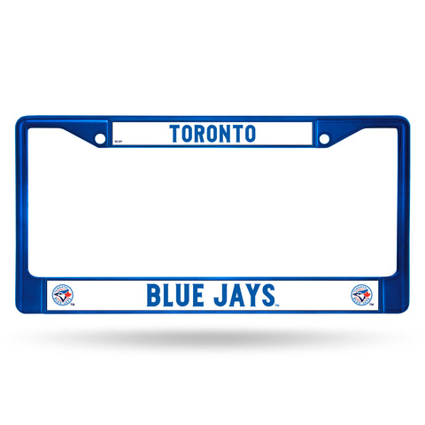 BLUE JAYS BLUE COLORED CHROME FRAME Version 1