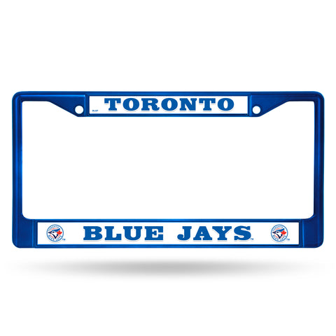 BLUE JAYS BLUE COLORED CHROME FRAME Version 2