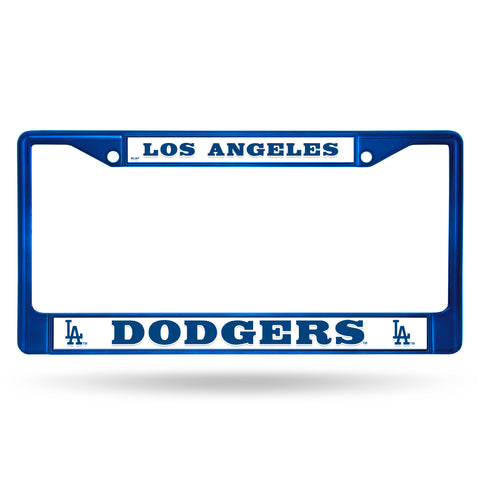DODGERS BLUE COLORED CHROME FRAME
