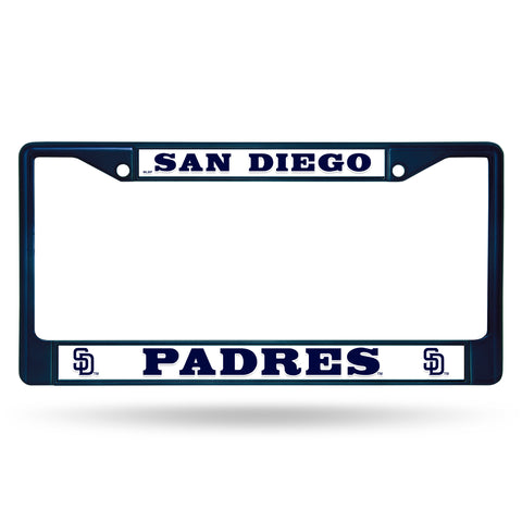 PADRES NAVY COLORED CHROME FRAME