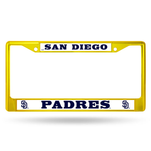 PADRES COLORED CHROME FRAME SECONDARY YELLOW