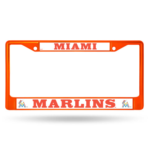 MARLINS COLORED CHROME FRAME SECONDARY ORANGE Version 2