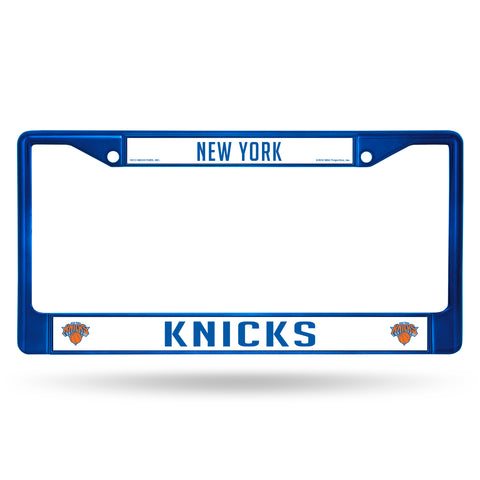 KNICKS COLORED CHROME FRAME SECONDARY BLUE