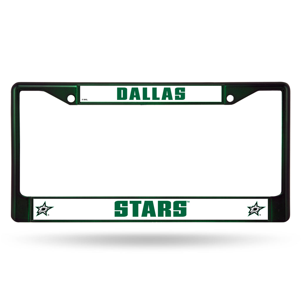 STARS DARK GREEN COLORED CHROME FRAME