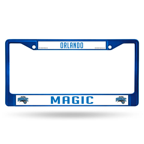 MAGIC BLUE COLORED CHROME FRAME