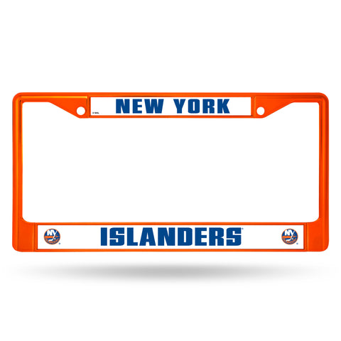 ISLANDERS ORANGE COLORED CHROME FRAME