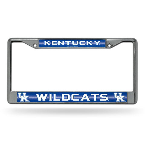 KENTUCKY BLING CHROME FRAME