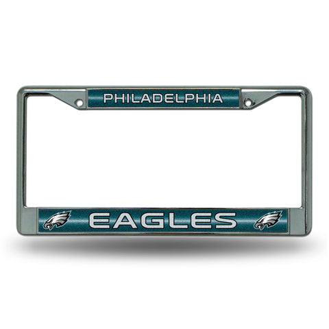 EAGLES BLING CHROME FRAME