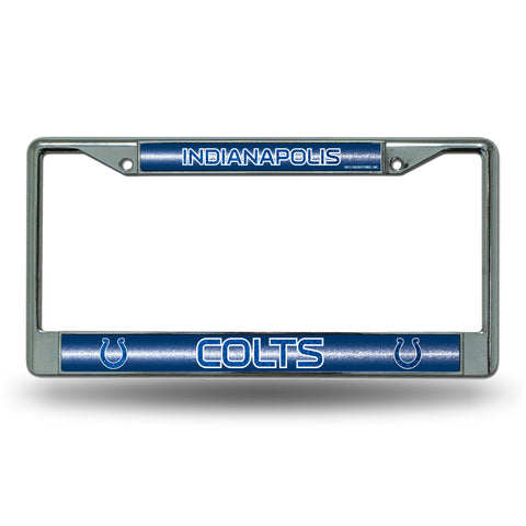 COLTS BLING CHROME FRAME