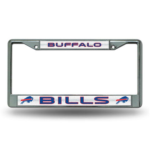 BILLS BLING CHROME FRAME