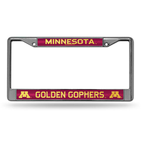 MINNESOTA BLING CHROME FRAME