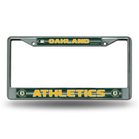 ATHLETICS BLING CHROME FRAME