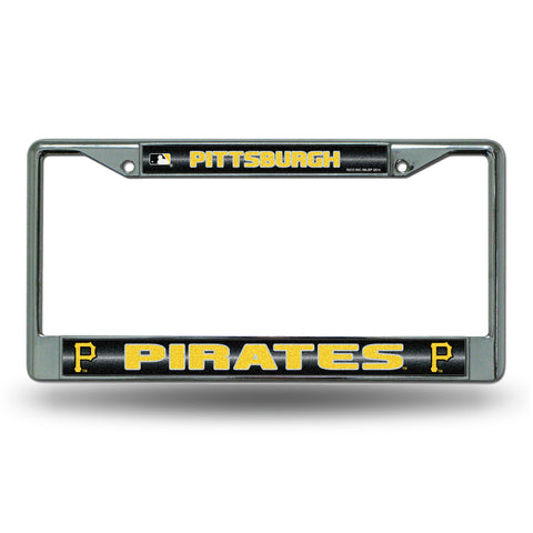 PIRATES BLING CHROME FRAME