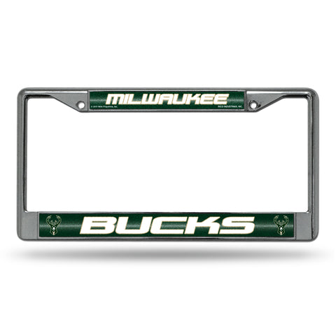 BUCKS BLING CHROME FRAME
