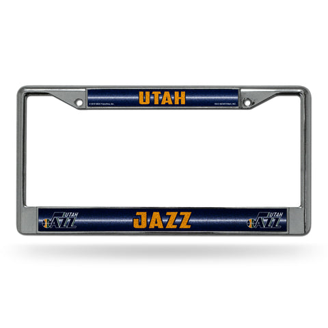 JAZZ BLING CHROME FRAME