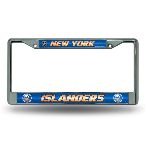 ISLANDERS BLING CHROME FRAME