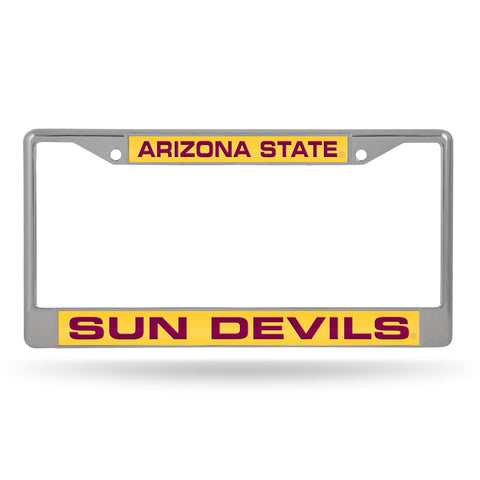 ARIZONA ST  LASER CHROME FRAME Version 2