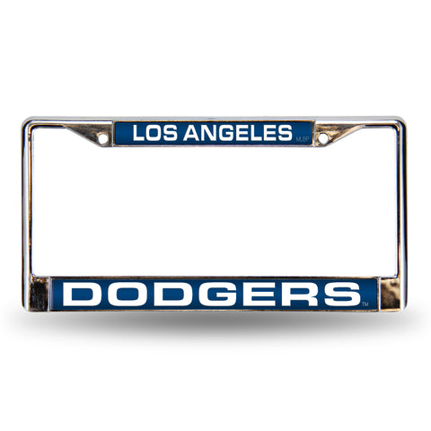 DODGERS BLUE LASER CHROME FRAME