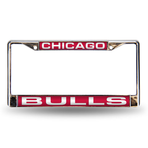 BULLS RED LASER CHROME FRAME