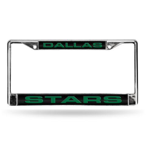DALLAS STARS LASER CHROME FRAME