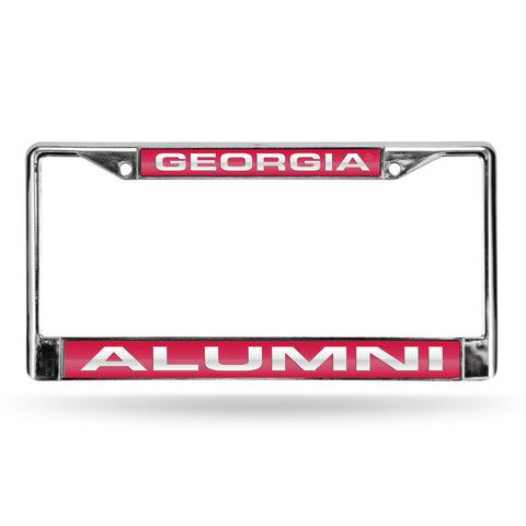 GEORGIA ALUMNI LASER CHROME FRAME