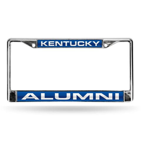 KENTUCKY ALUMNI LASER CHROME FRAME