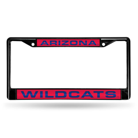 ARIZONA BLACK LASER CHROME FRAME