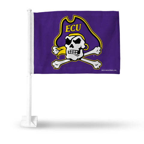 EAST CAROLINA PRIMARY LOGO CAR FL