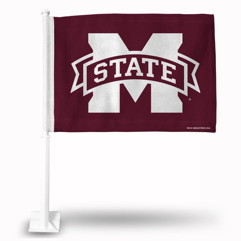 MISSISSIPPI ST CAR FLAG