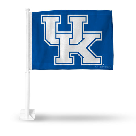 KENTUCKY INTERLOCKING UK CAR FLAG