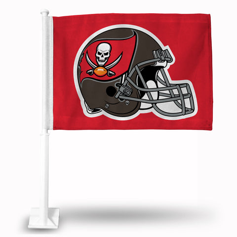 BUCCANEERS HELMET CAR FLAG