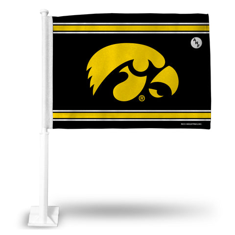 IOWA CAR FLAG ANF