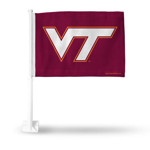 VIRGINIA TECH CAR FLAG Version 1
