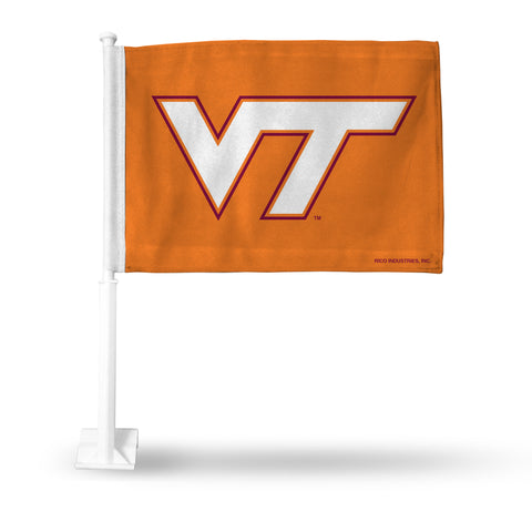 VIRGINIA TECH CAR FLAG Version 2