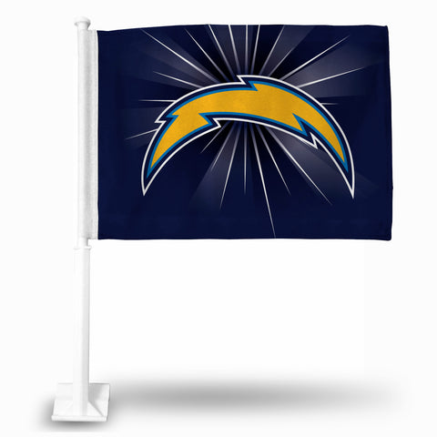 LOS ANGELES CHARGERS CAR FLAGS
