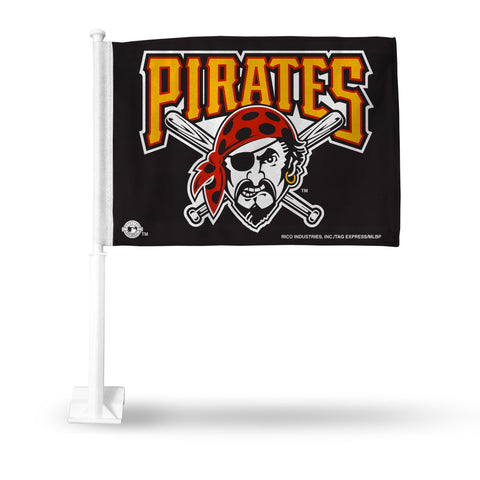 PIRATES CAR FLAG Version 1