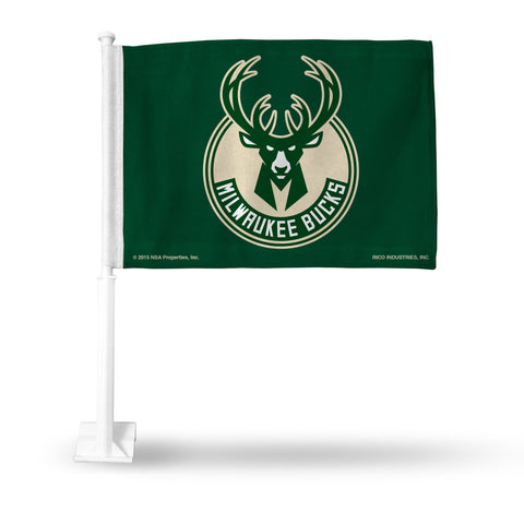 BUCKS CAR FLAG